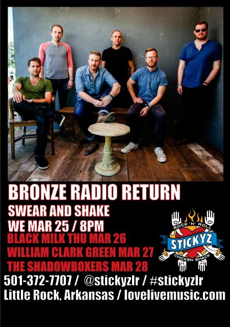 bronze radio return webface 2k15