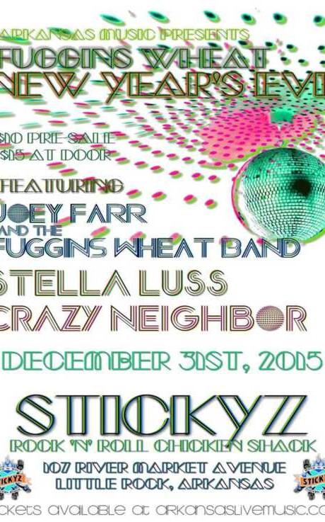 Stickyz this week WP NYE